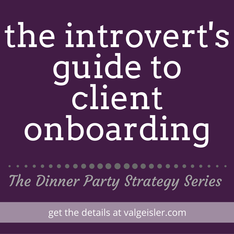 introvert's guide to client onboarding
