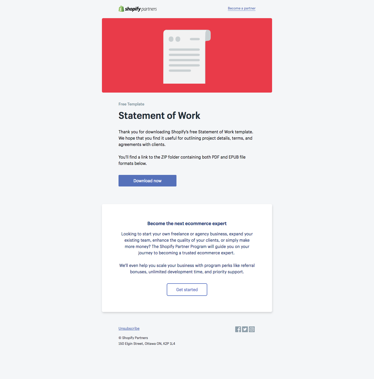 Email Onboarding Tear Down, Content Upgrade Edition: Shopify - Val